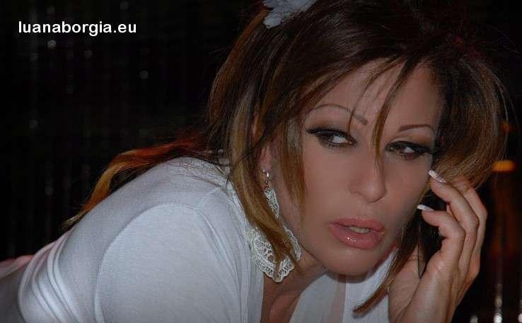 i numeri erotici di Luana Borgia