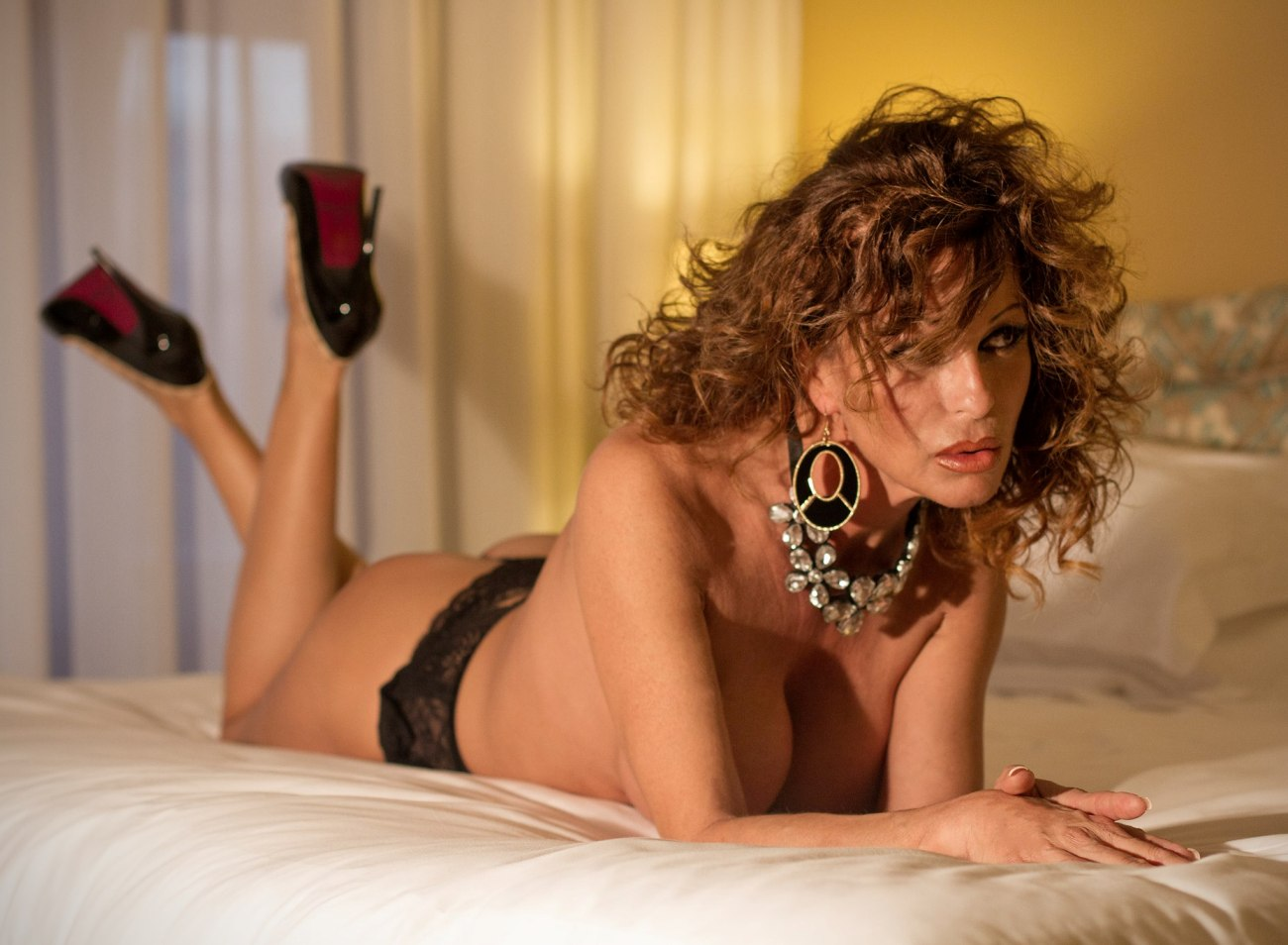 Telefono erotico Luana Borgia